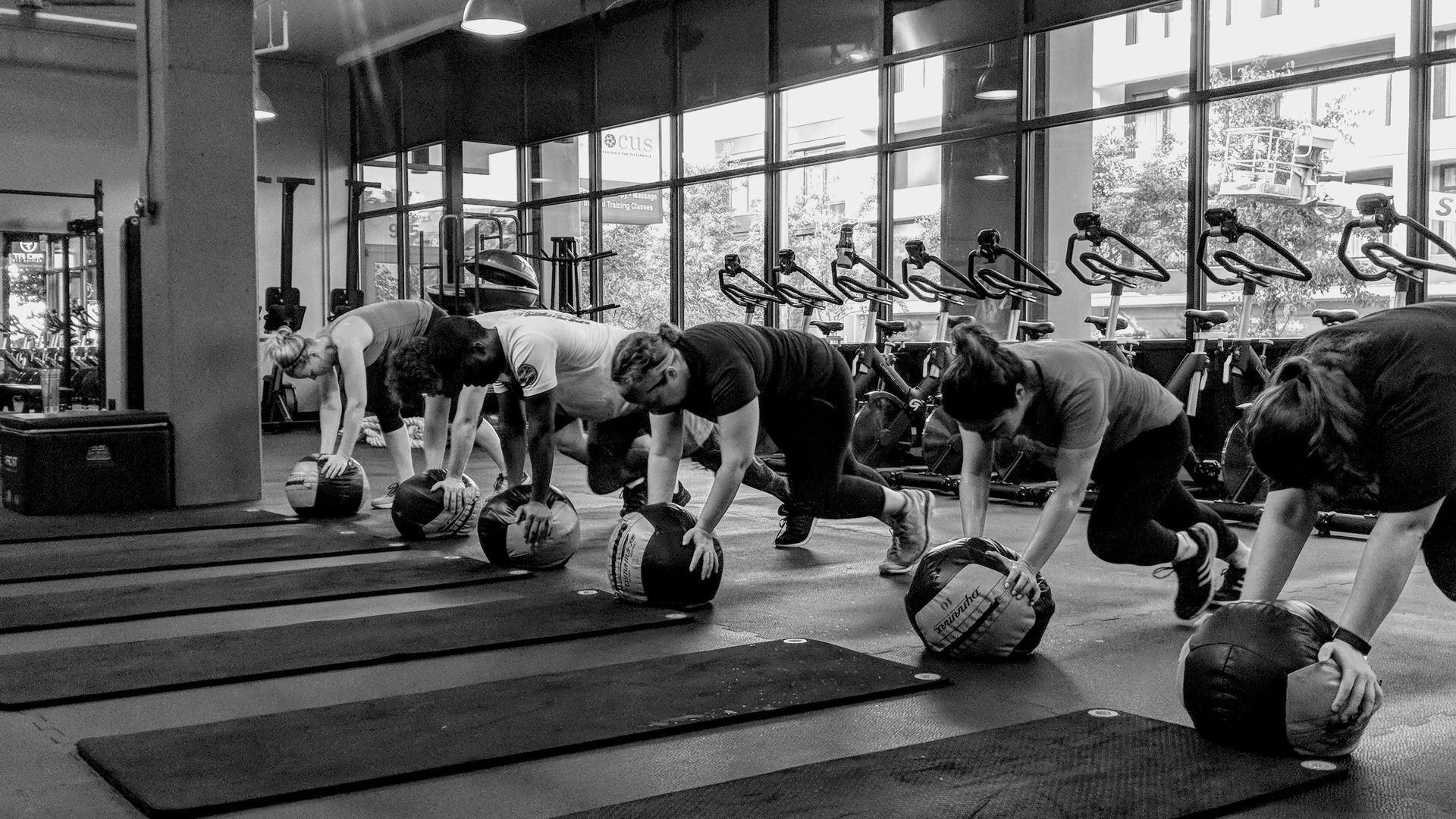 Pro Fit's Get Fit Training Class in Seattle, WA